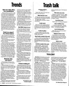 Santa Fe New Mexican, August 28, 2005, Page 106
