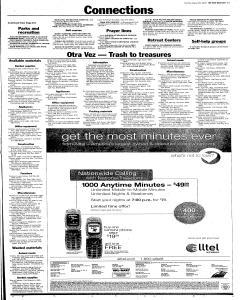 Santa Fe New Mexican, August 28, 2005, Page 37