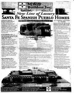 Santa Fe New Mexican, August 28, 2005, Page 67