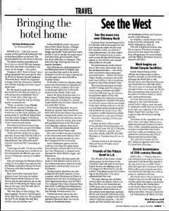 Santa Fe New Mexican, August 28, 2005, Page 87