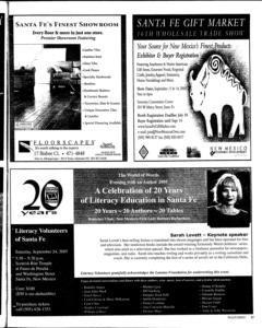 Santa Fe New Mexican, September 09, 2005, Page 199
