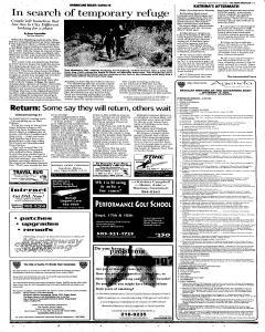 Santa Fe New Mexican, September 13, 2005, Page 3