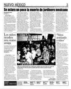 Santa Fe New Mexican, September 15, 2005, Page 33