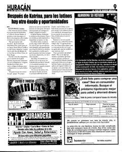 Santa Fe New Mexican, September 15, 2005, Page 39