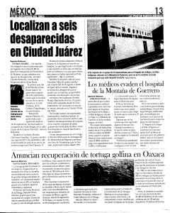 Santa Fe New Mexican, September 15, 2005, Page 43