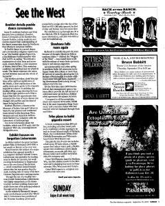 Santa Fe New Mexican, September 25, 2005, Page 92