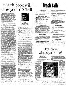 Santa Fe New Mexican, September 25, 2005, Page 118