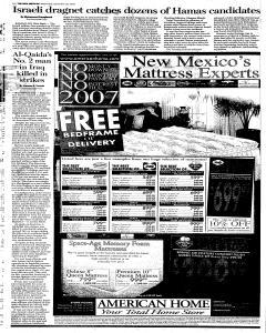 Santa Fe New Mexican, September 28, 2005, Page 8