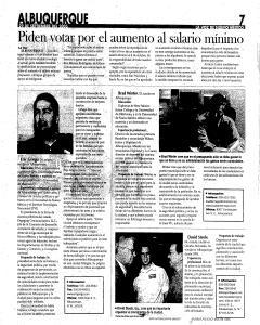 Santa Fe New Mexican, September 29, 2005, Page 37