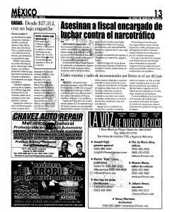 Santa Fe New Mexican, September 29, 2005, Page 43