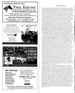 Santa Fe New Mexican, September 30, 2005, Page 120
