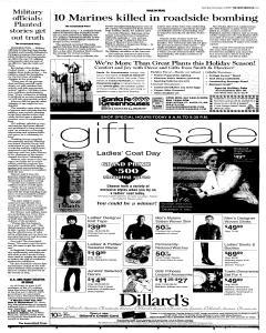 Santa Fe New Mexican, December 03, 2005, Page 3