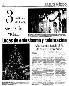 Santa Fe New Mexican, December 22, 2005, Page 10