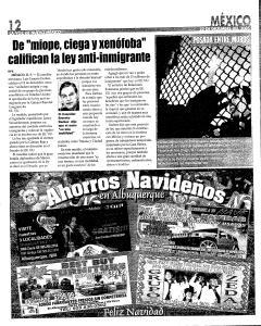 Santa Fe New Mexican, December 22, 2005, Page 22