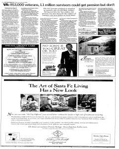 Santa Fe New Mexican, December 23, 2005, Page 4