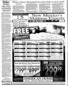 Santa Fe New Mexican, December 28, 2005, Page 8
