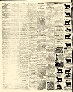 Santa Fe Weekly New Mexican Review and Live Stock, March 26, 1885, Page 2