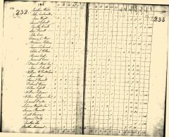 Allegany Federal Census