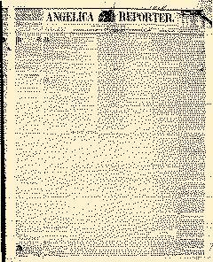 Angelica Reporter, February 26, 1850, Page 1