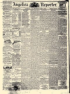 Angelica Reporter, September 05, 1866, Page 1