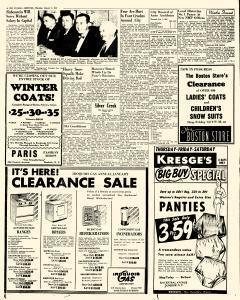 Dunkirk Evening Observer, January 02, 1958, Page 4