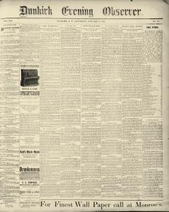 Dunkirk Evening Observer, January 11, 1890, Page 2