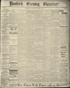 Dunkirk Evening Observer, January 31, 1890, Page 2