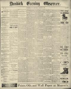 Dunkirk Evening Observer, March 29, 1890, Page 2