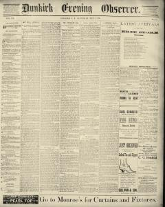 Dunkirk Evening Observer, May 03, 1890, Page 2