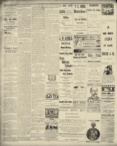 Dunkirk Evening Observer, May 29, 1890, p. 2