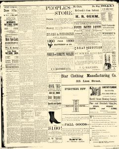 Dunkirk Evening Observer, August 23, 1890, Page 4