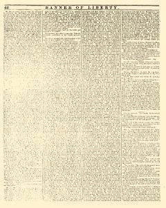 Banner of Liberty, February 06, 1861, Page 4