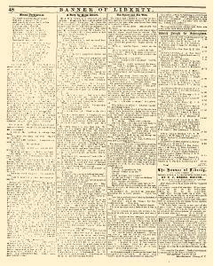 Banner of Liberty, February 06, 1861, Page 13