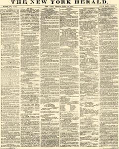 New York Herald, July 16, 1869, Page 1