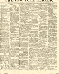 New York Herald, March 25, 1871, Page 1