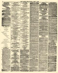 New York Times, April 24, 1860, Page 2
