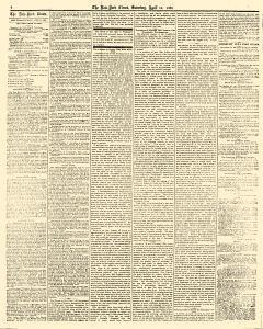 New York Times, April 15, 1865, Page 4