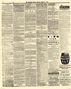 New York Times, April 15, 1865, Page 8