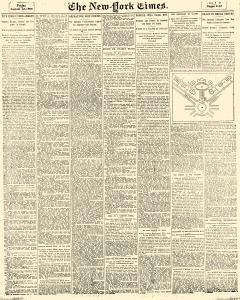 New York Times, August 23, 1891, Page 9