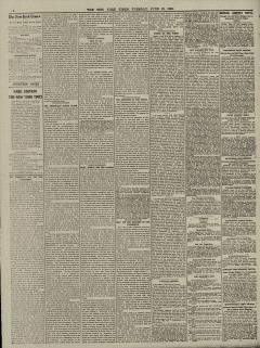 New York Times, June 19, 1900, Page 6