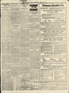 New York Times, April 30, 1903, Page 3