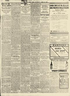 New York Times, April 30, 1903, Page 5