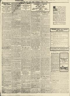 New York Times, April 30, 1903, Page 6