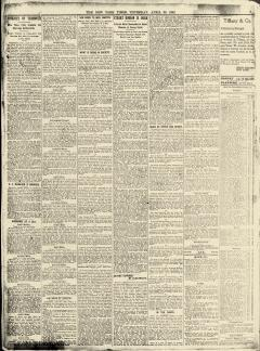 New York Times, April 30, 1903, Page 9