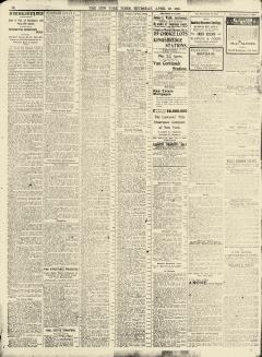 New York Times, April 30, 1903, Page 14