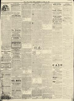 New York Times, April 30, 1903, Page 15