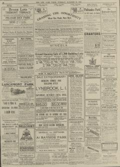 New York Times, October 24, 1905, Page 17