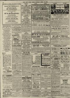 New York Times, April 16, 1906, Page 16