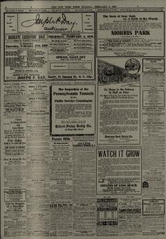 New York Times, February 02, 1908, Page 18