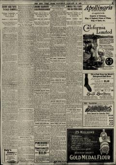 New York Times, January 30, 1909, Page 3